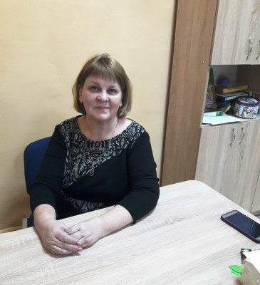 Волочай Людмила Олександрівна