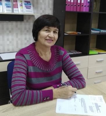 Яременко Наталія Гафурівна