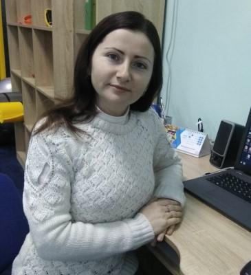 Павленко Оксана Анавенівна